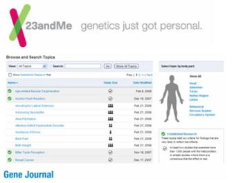 futurethink 23andme