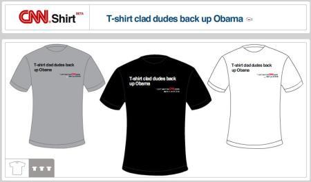 futurethink CNN Headline T-Shirt