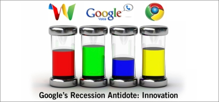 Google's Recession Antidote: Innovation